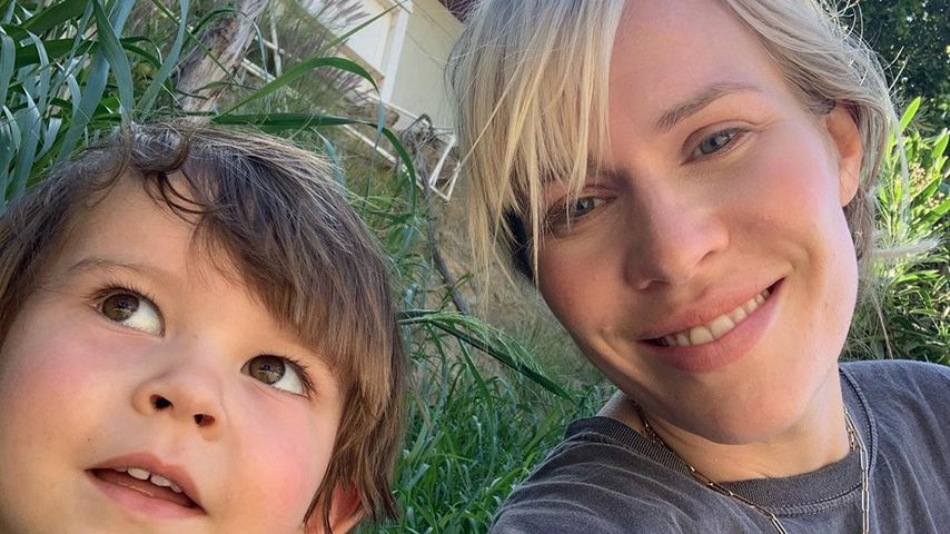 Ungeschminkt: So hart ist Natasha Bedingfields Mama-Alltag