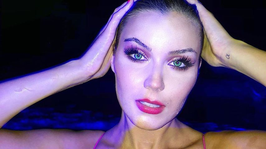 Nathalie Volk, Model