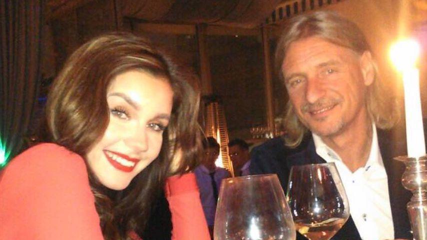 Schon 2 Jahre: Nathalie Volk & ihr Frank feiern ihre Liebe!