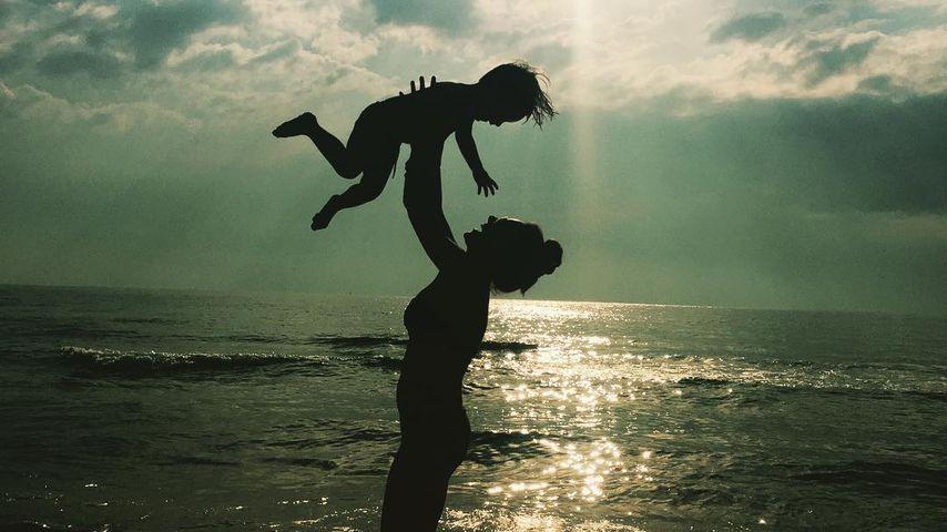 Nicht immer nur das Baby: Nazan Eckes zeigt Sohn Lounis!