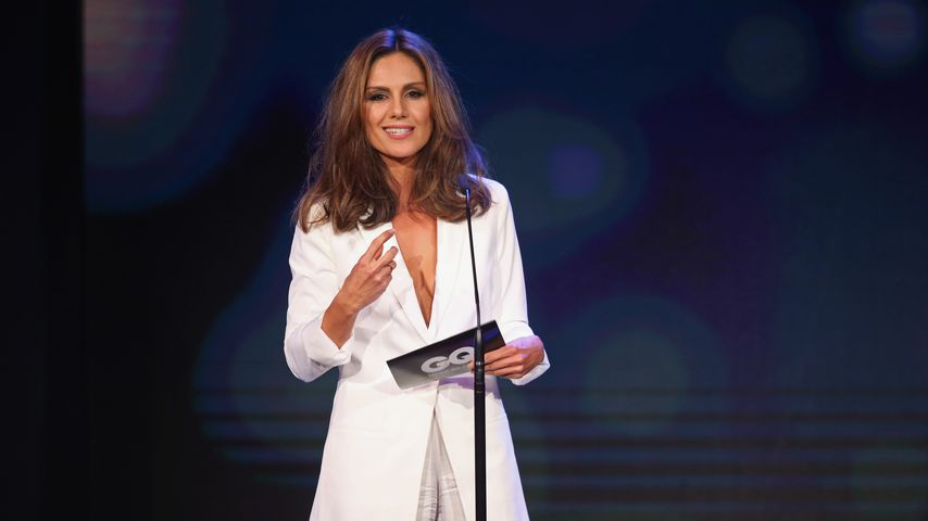 Nazan Eckes beim GQ Award