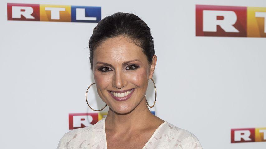 Nazan Eckes bei einer RTL-Pressekonferenz in 2016