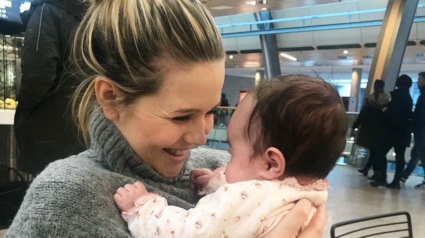 CdrB-Nele im Mama-Glück: Ihr Freund ist die größte Stütze!