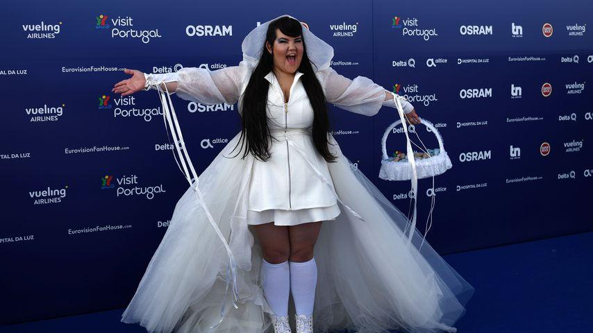 Netta Barzilai, Sängerin