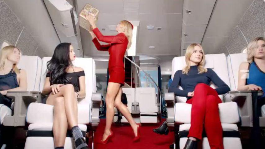 """Erster """"GNTM""""-TV-Spot: Seht hier die neuen Girls!"""