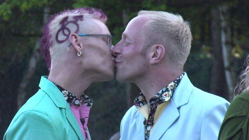 """""""Newtopia""""-Hochzeit: Diese zwei Männer sagen """"Ja"""""""