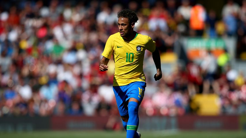 Neymar Jr. im Brasilien-Dress