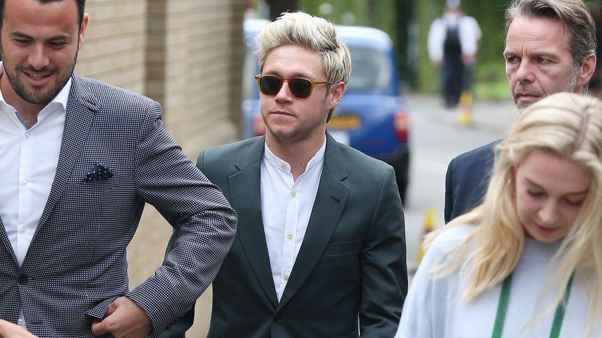 Anzug statt Skinny Jeans: 1D-Niall Horan stylisch wie nie