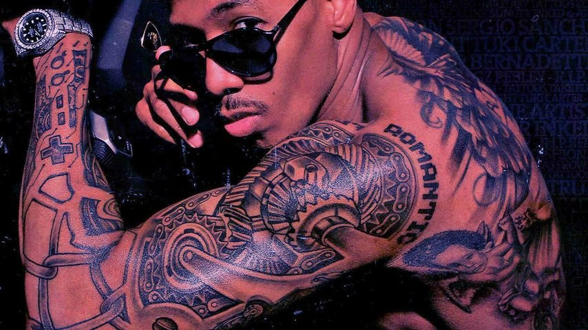 Nick Cannon: Mariah-Tattoo komplett abgedeckt