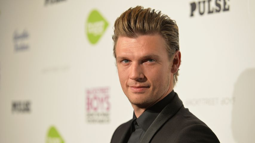 Nick Carter in Hollywood