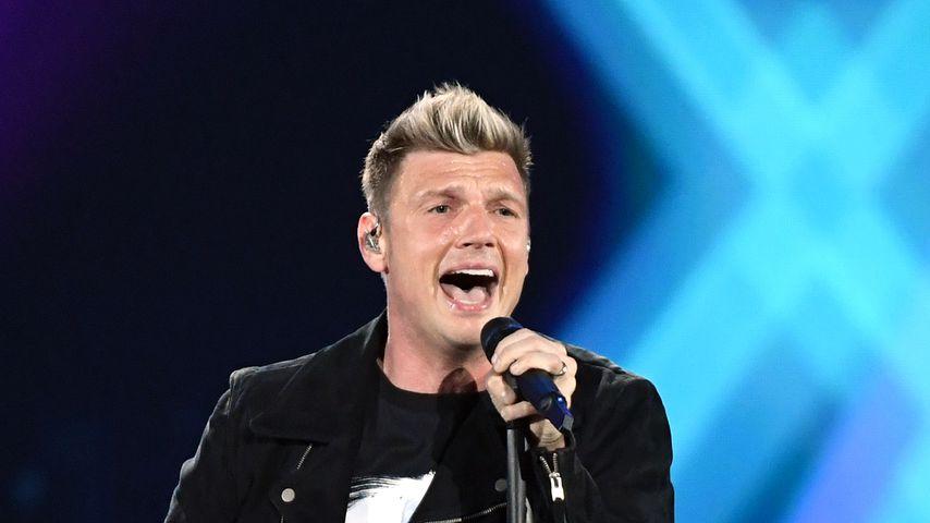 Nick Carter, Sänger