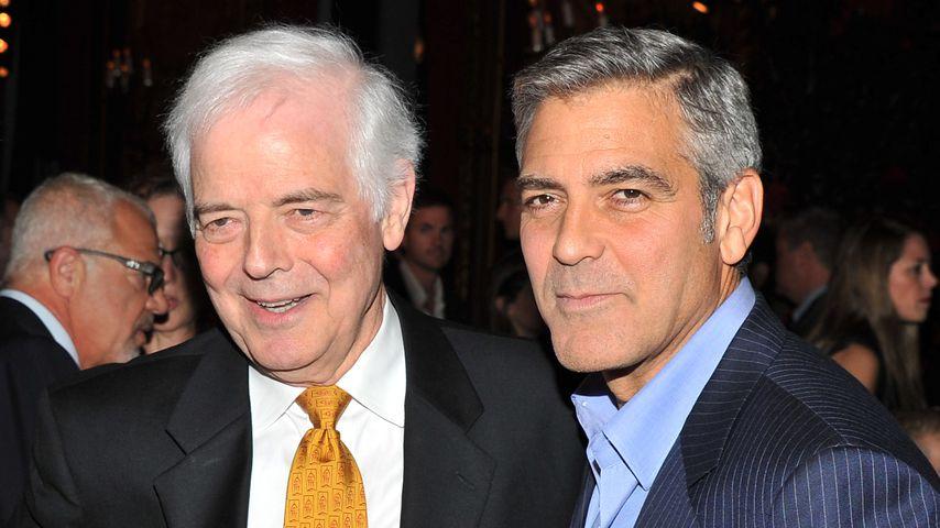 """""""Er hat Georges Nase"""": Clooneys Papa gibt süßes Baby-Update"""