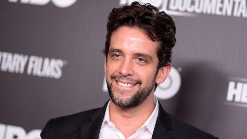 Nick Cordero in New York City 2014