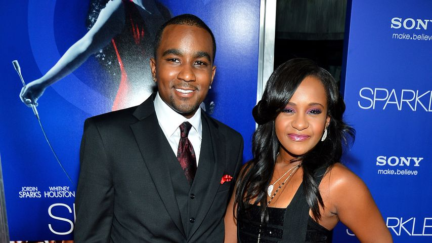 Nick Gordon und Bobbi Kristina Brown, 2012