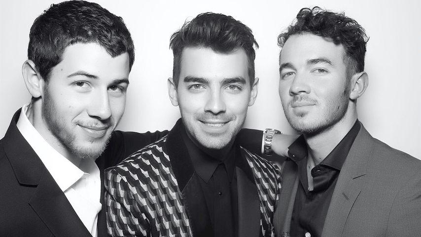 Vor Priyanka Chopras B-Day: Jonas Brothers führen Ladys aus