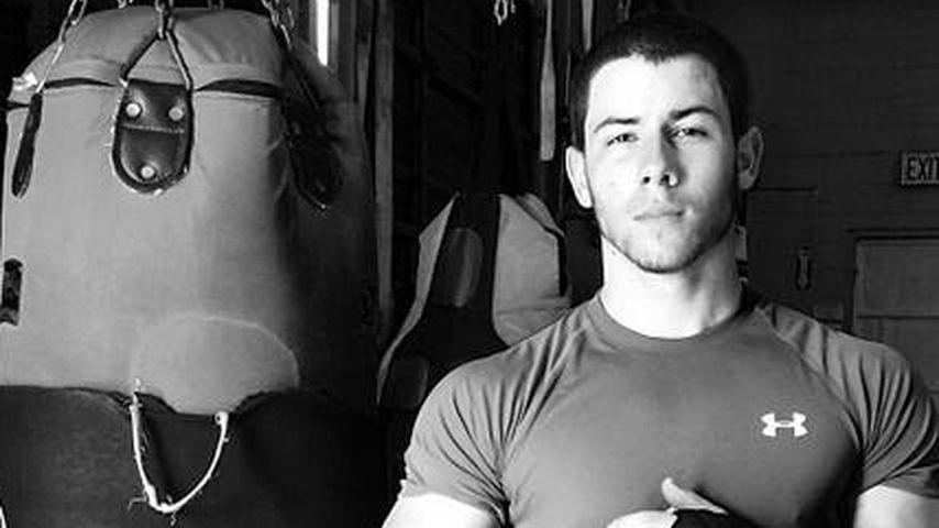 Muskelprotz! Nick Jonas legt für Wrestler-Rolle zu