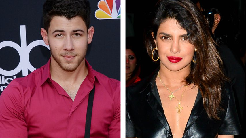 Baseball-Date: Sind Nick Jonas & Priyanka Chopra ein Paar?