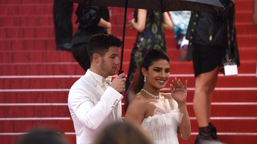 Nick und Priyanka Jonas bei den Filmfestspielen in Cannes