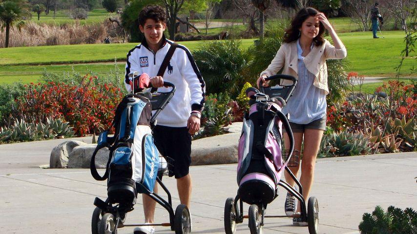 Nick Jonas und Selena Gomez