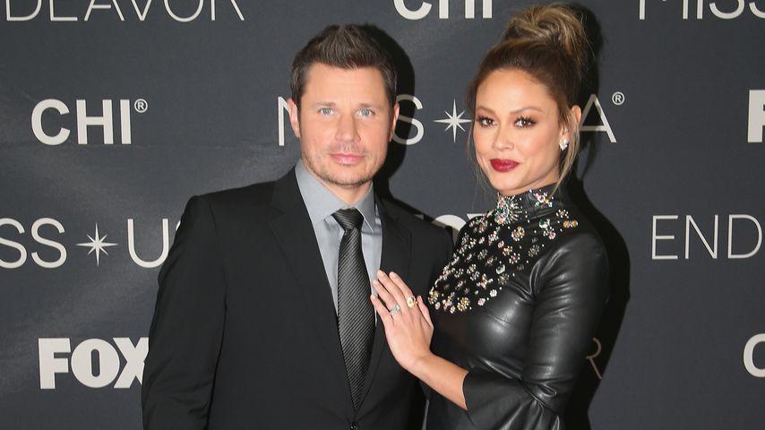 Nick Lachey und seine Frau Vanessa