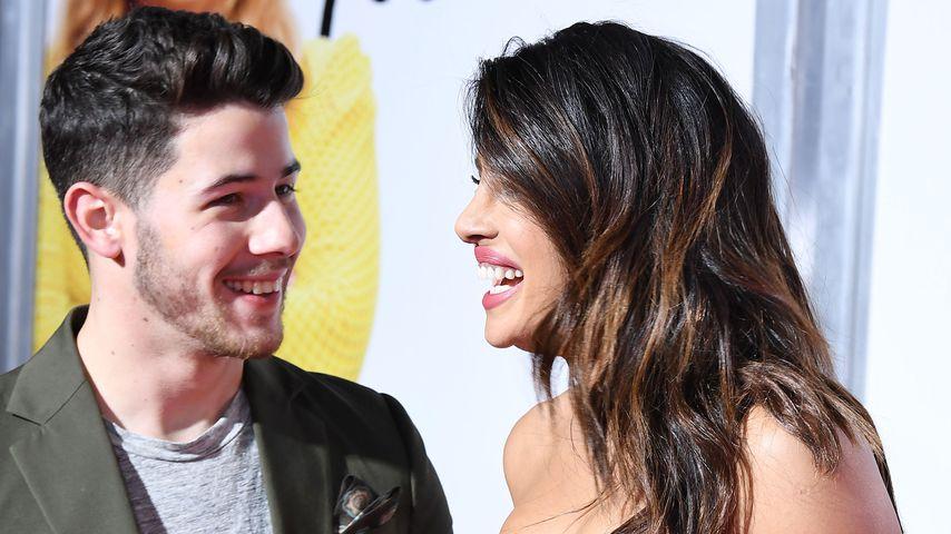 Nach Chart-Erfolg: Nick Jonas würde mit Priyanka Song machen