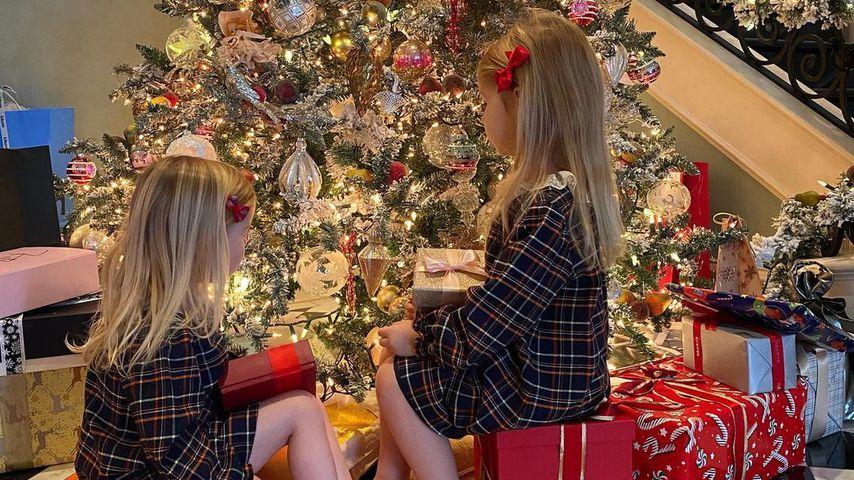 Nicki Hiltons Töchter Lily-Grace Victoria und Teddy Marilyn, 2020