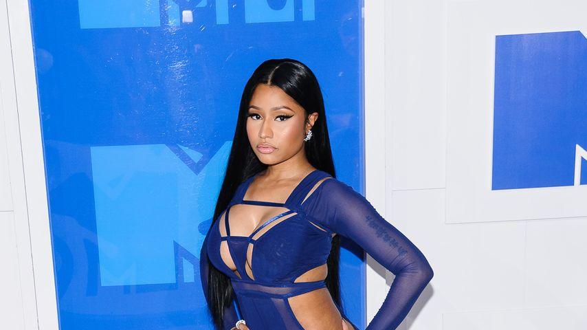 Nicki Minaj bei den MTV VMAs 2016