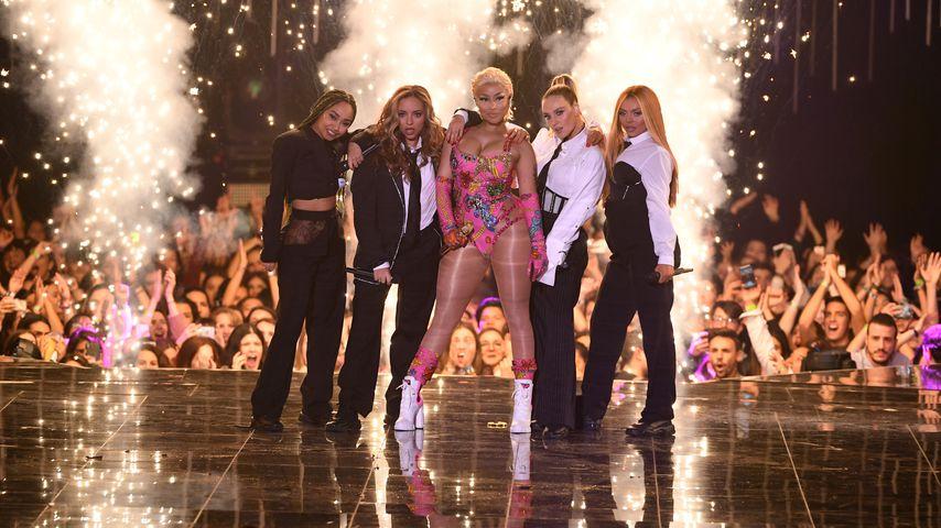 Nicki Minaj bei den MTV EMAs 2018