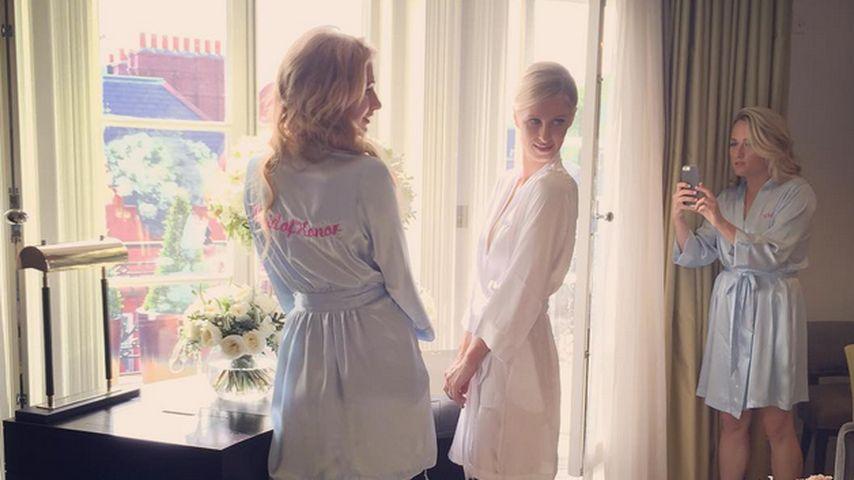 Spannend: Hinter den Kulissen von Nicky Hiltons Hochzeit