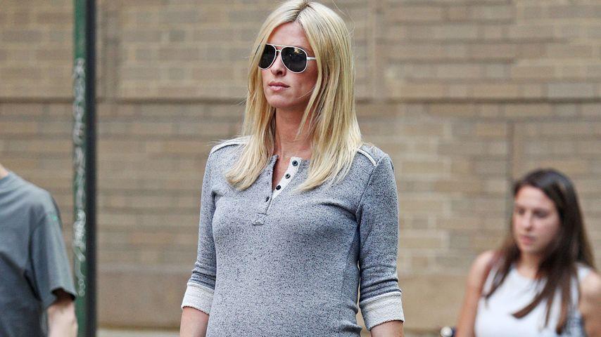 Nicky Hilton während ihrer ersten Schwangerschaft