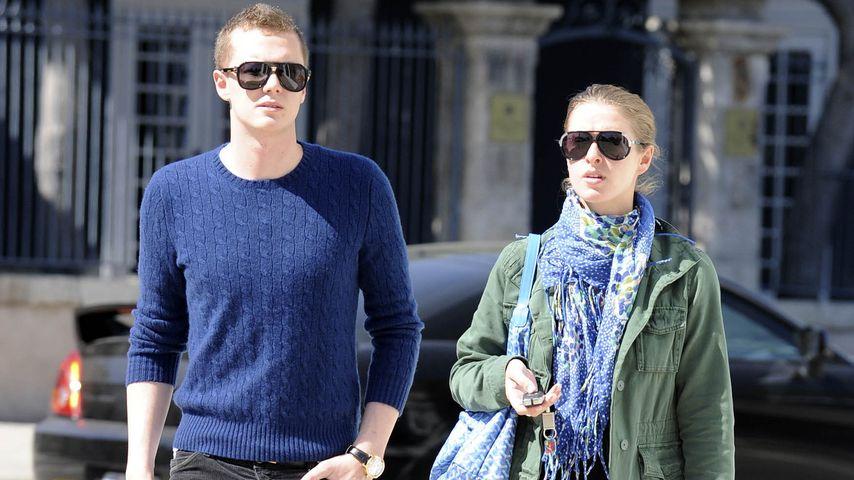 Conrad Hilton und Schwester Nicky Hilton