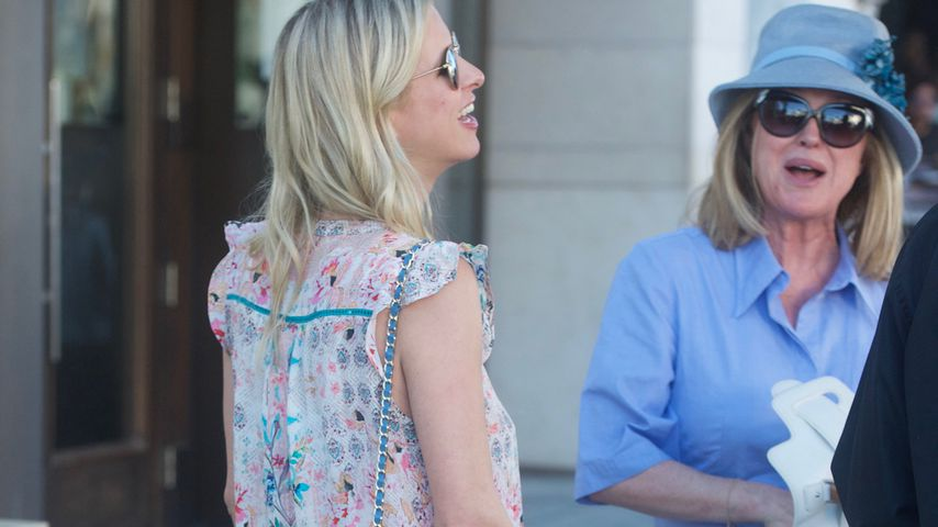 Nicky Hilton und ihre Mutter Kathy in Beverly Hills