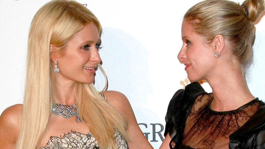 Hilton-Sisters: Als Engel & Teufelchen in Cannes