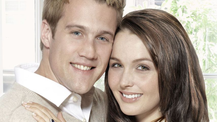 "Nico Evers-Swindell und Camilla Ludington in ""William & Kate: The Movie"""