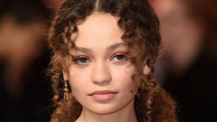Nico Parker, Tochter von Thandie Newton