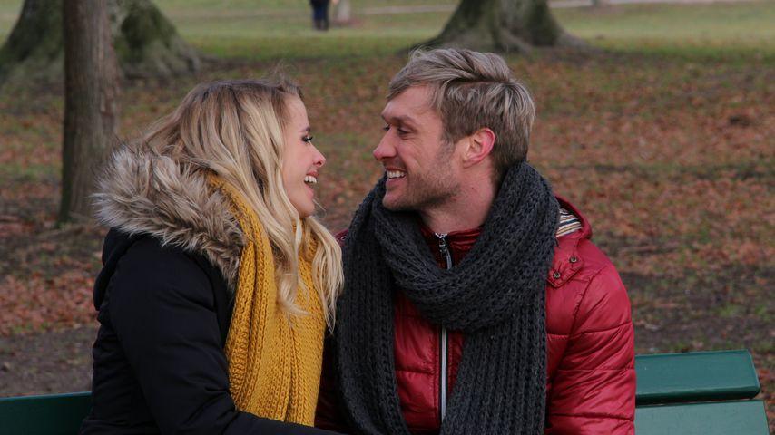 Von wegen langsam angehen lassen! Nico & Saskia sind verlobt