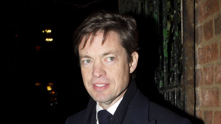 Nicolas Berggruen abends unterwegs in London