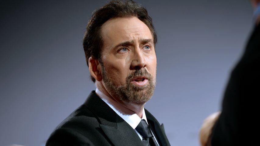 "Nicolas Cage, ""Ghost Rider""-Darsteller"