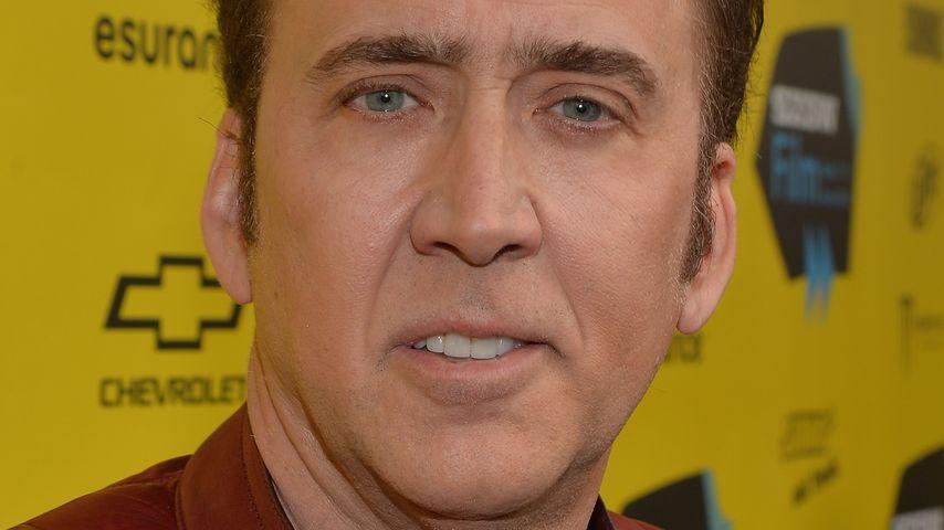 Nicolas Cage abgestürzt: Billig-Essen und Miet-Wohnung