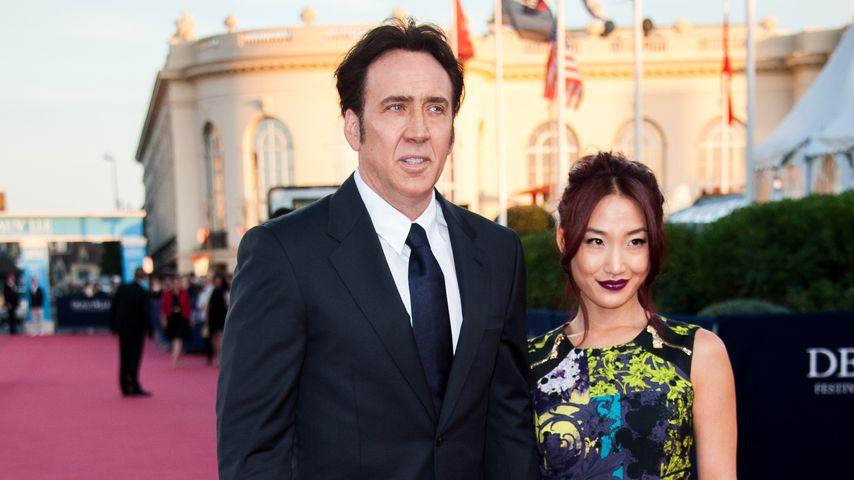 Nicolas Cage ist schon wieder am Filmset!