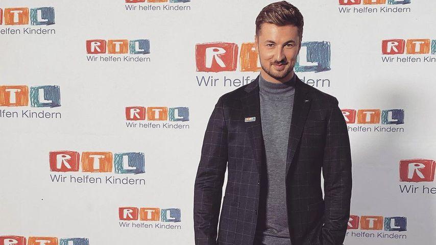 Nicolas Puschmann für den RTL-Spendenmarathon 2020