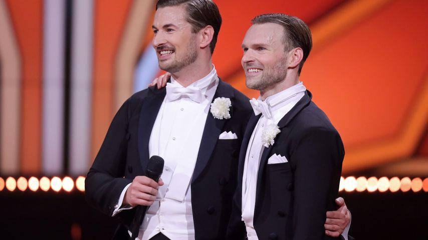 """Nicolas Puschmann und Vadim Garbuzov bei """"Let's Dance"""""""