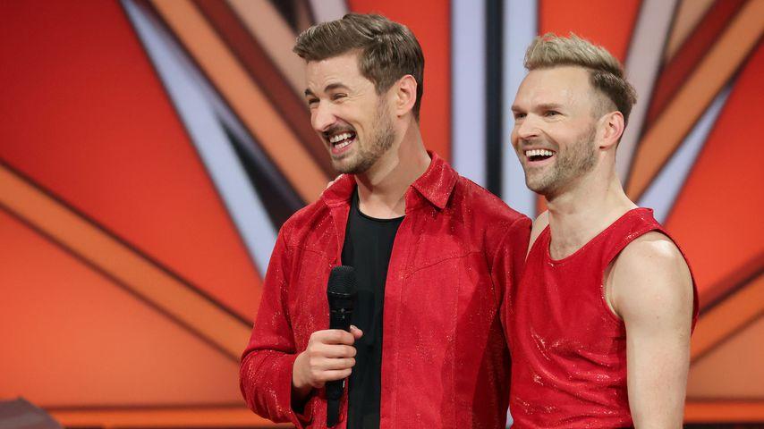 """Nach Schock-Aus: Nicolas und Vadim zurück bei """"Let's Dance""""!"""