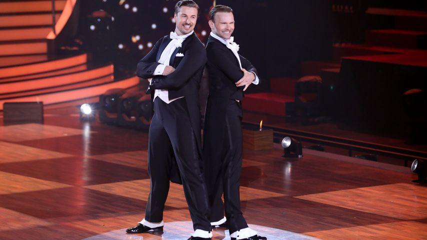 Nicolas Puschmann und Vadim Garbuzov