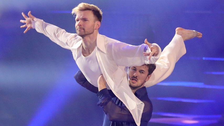 """Nicolas Puschmann und Vadim Garbuzov, """"Let's Dance""""-Tanzpaar 2021"""