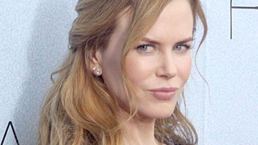 Nicole Kidman: Schlangen als Haustiere