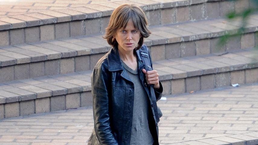 Kaum wiedererkannt: Diese Frau ist wirklich Nicole Kidman!