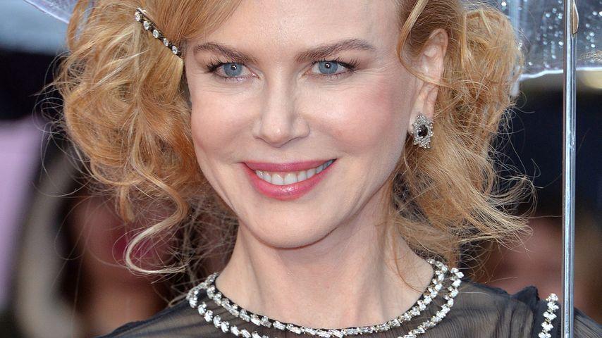 Sauber! Nicole Kidman hat einen Wäsche-Fimmel