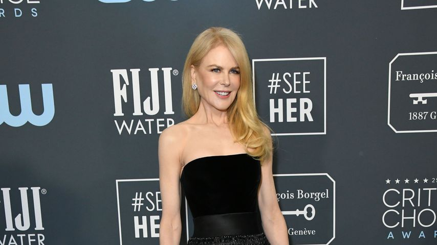 Nicole Kidman, Filmstar