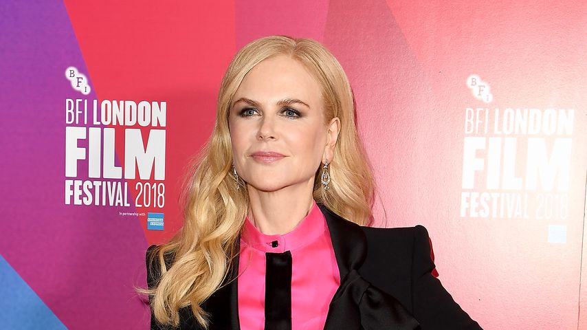 "Nicole Kidman auf der Europa-Premiere von ""Destroyer"" in London"